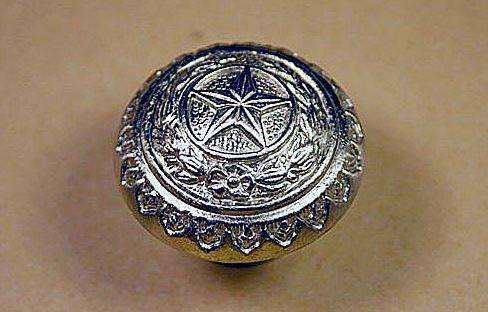 texas_state_seal_knob_satin_nickel
